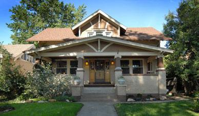 The vintage homes of denver denice stephanie real estate for Craftsman style homes for sale near me
